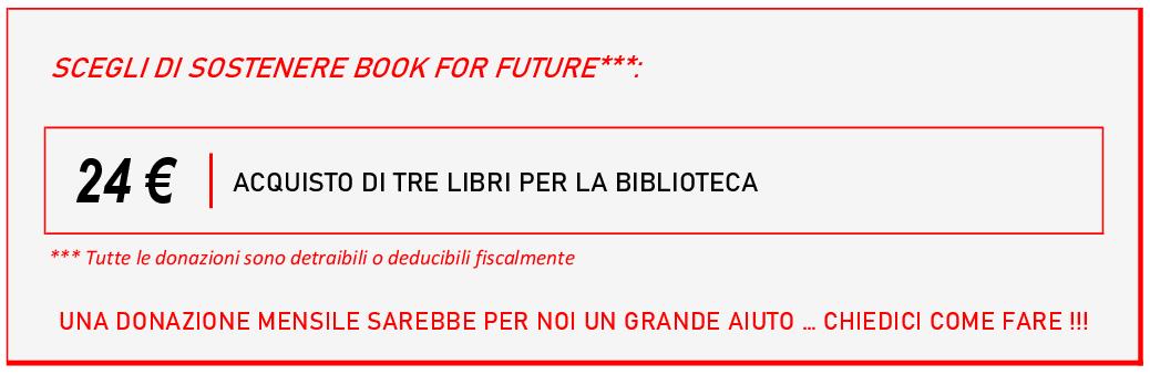 tabella sostegno Book for future